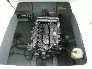 ヤンマートップランEF23Z 4JH2-DTZ 90馬力 ディーゼル