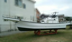 ヤンマー DE26BZ2 中古ボート