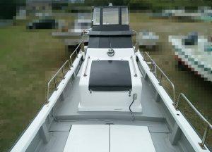 ヤンマー DE26BZ2 キャビン前方