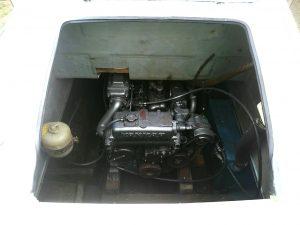 ヤンマー 4LM-HTZ ディーゼルエンジン DE26BZ2 中古船