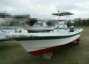 ヤマハ GG1 60馬力4スト船外機