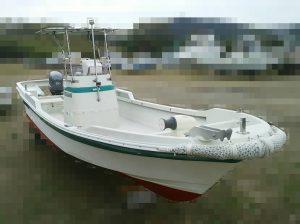 YAMAHA GG1 中古ボート