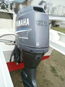 YAMAHA 6C5 4ストローク船外機 GG1 中古