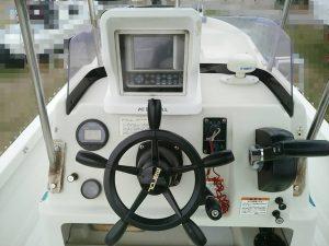 ヤマハ GG1 中古船 キャビン