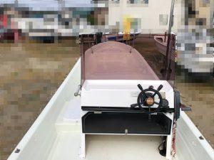 ヤマハ 和船 W-24