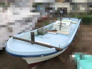 ヤンマー DE-23 シャフト船