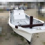 ヤンマーDE26Z 75馬力ドライブ船